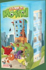 Társasjáték Monster tower