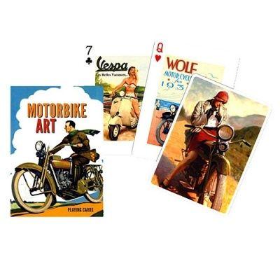Motorbike art