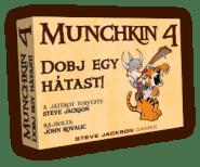 Munchkin - Dobj egy hátast! (színes)