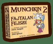 Munchkin - Fajtalan Fejsze (színes)
