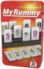 MyRummy - Fémdobozos