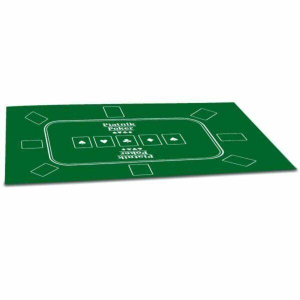 Póker játékfelület filcből (60x90 cm)