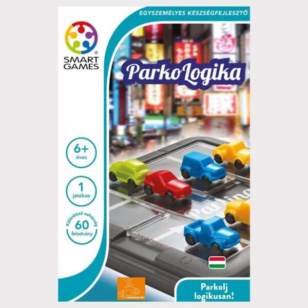ParkoLogika társasjáték