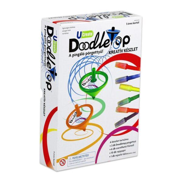 Pingalo Porgettyu Doodletop design szett
