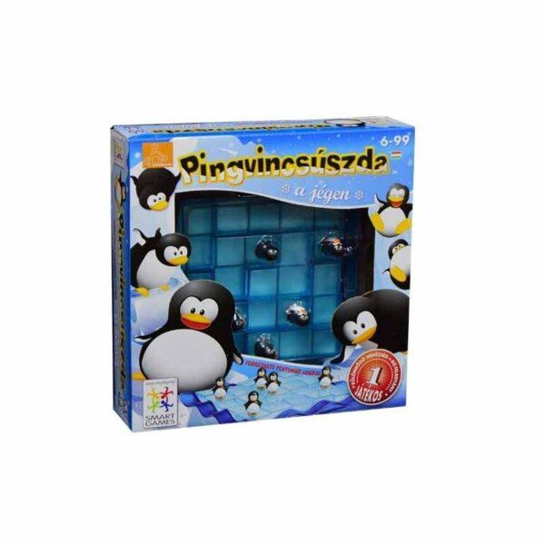 Pingvincsúszda társasjáték