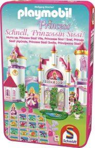 Playmobil hercegnő - Siess Sissi hercegnő! - Fémdobozos