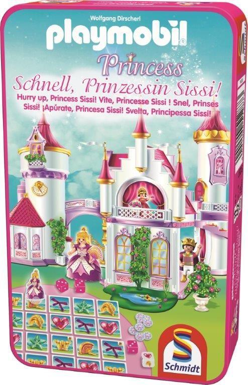 Playmobil hercegno Siess Sissi hercegno Femdobozos