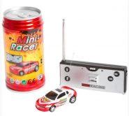 RC Távirányítható dobozos mini versenyautó