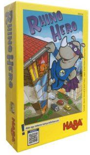 Társasjáték Rhino Hero