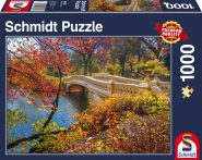 Schmidt Puzzle - A Stroll Through Central Park, NYC, 1000 db