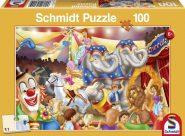 Schmidt Puzzle - Artisták, 100 db puzzle