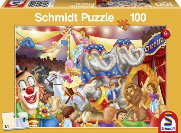 Schmidt Puzzle Artistak 100 db puzzle