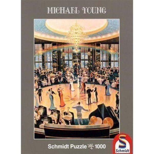 Schmidt Puzzle Ballroom 1000 db
