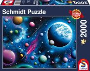 Puzzle Schmidt Puzzle – Captivating Cosmos, 2000 db