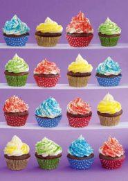 Schmidt Puzzle - Cupcakes Delight, 1000 db