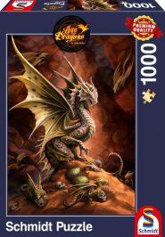 Schmidt Puzzle - Desert Dragon, 1000 db