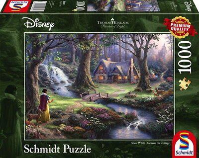 Schmidt Puzzle-Disney, Snow White, 1000 db