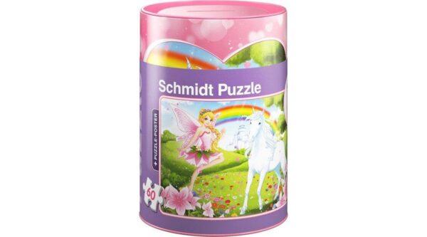 Schmidt Puzzle Egyszarvu 60 db puzzle Persellyel