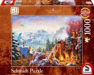 Schmidt Puzzle - Jégkorszak, Disney, 1000 db