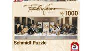 Schmidt Puzzle - Panorama Puzzle, Invitation, Renato Casaro, 1000 db