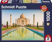 Schmidt Puzzle - Taj Mahal, 1000 db