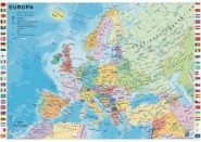 Schmidt Puzzle - The Countries of Europe, 1000 db
