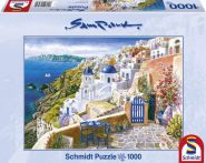 Schmidt Puzzle - View from Santorin, Sam Park, 1000 db