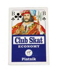 Skat economy - magyar kártya