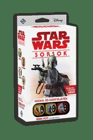 Star Wars - Sorsok - Boba Fett kezdőcsomag