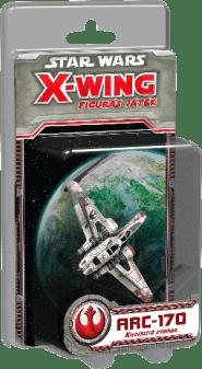 Star Wars - X-Wing: ARC-170 Kiegészítő csomag