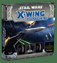 Star Wars - X-Wing figurás játék