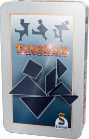Tangram - Fémdobozos