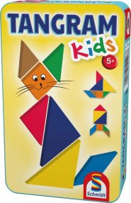 Tangram Kids - Fémdobozos