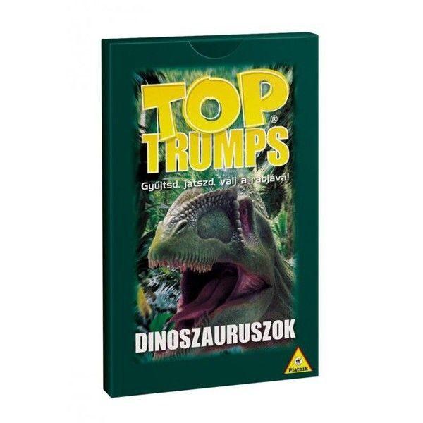 Top trumps dinoszauruszok