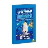 Top Trumps - Veszélyeztetett tengeri állatok