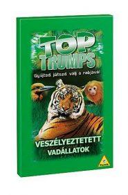Top Trumps - Veszélyeztetett vadállatok
