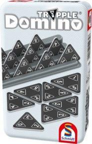 Tripple Domino - Fémdobozos