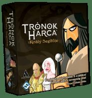 Trónok harca - A király segítője