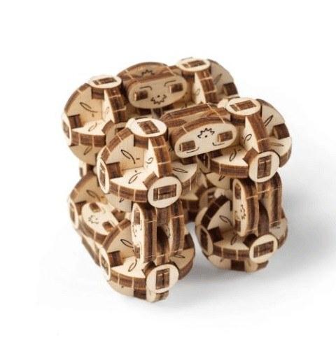 UGEARS - Flexi Cubus stresszlevezető modell