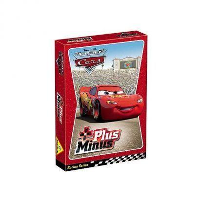 Disney - Cars plus minus