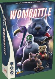 Wombattle