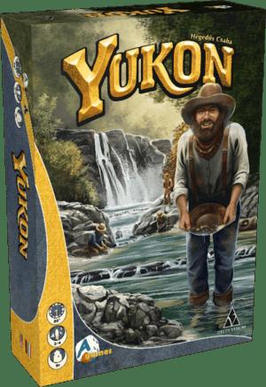 Yukon társasjáték