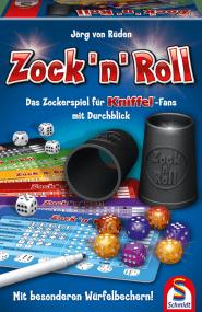 Társasjáték Zock'n'Roll