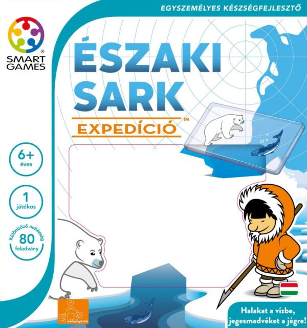 Északi Sark Expedíció társasjáték