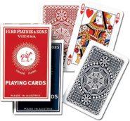Römi & Póker kártya 1X55 lap