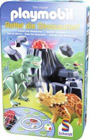 Playmobil Mentsd meg a dínókat - Fémdobozos