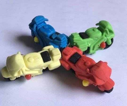 Motor - radír