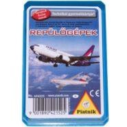 Technikai kártya - Repülőgépek