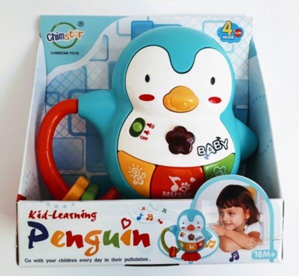 Bébi játék - Pingvin