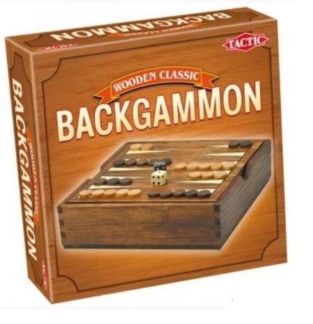 Backgammon - fadobozos
